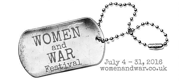 Women and War logo