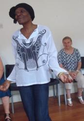 Audrey 1 rehearsal.